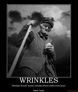 Wrinkles and Fine Lines, How to get rid of wrinkles